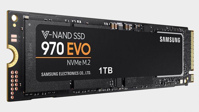 ổ cứng SSD NVME Samsung 970 Evo 1TB