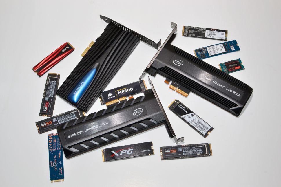 Ổ cứng SSD NVMe