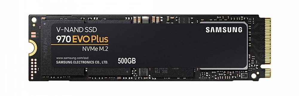 SSD M.2 NVME samsung evo plus 500gb