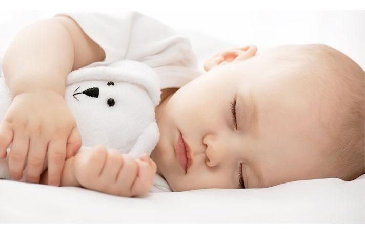 phương pháp giúp bé ngủ đúng giờ