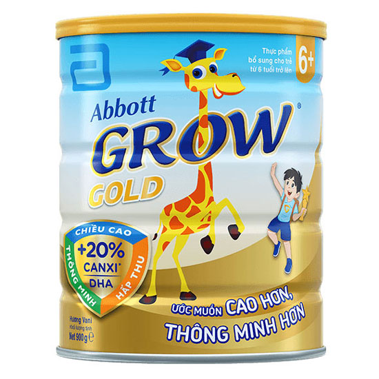 6.Sữa Abbott Grow