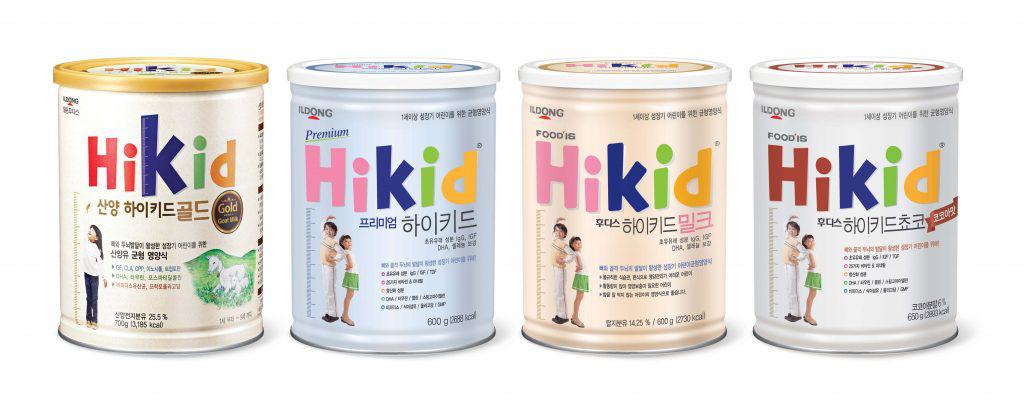 Sữa Hikid Premium - sữa giúp bé phát triển chiều cao