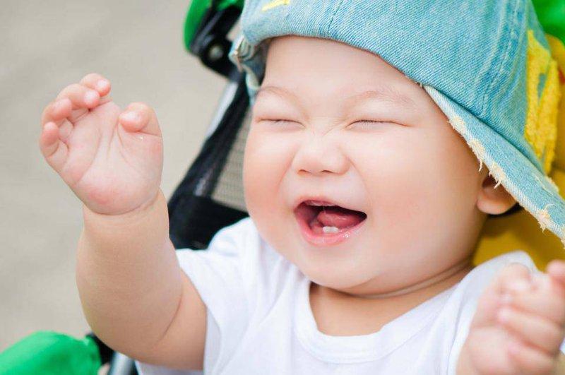 Lịch mọc răng và thay răng sữa