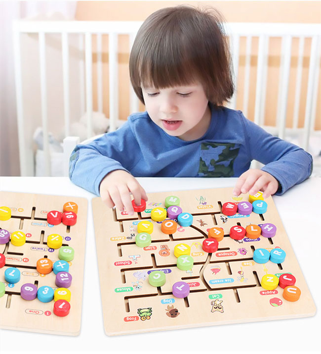 Đồ chơi giáo dục montessori
