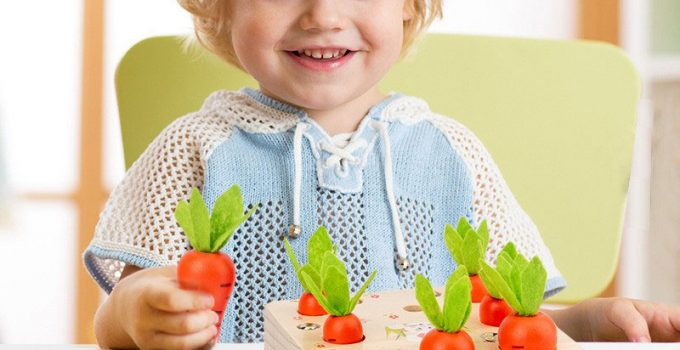Top những món đồ chơi giúp trẻ thông minh, phát triển trí não