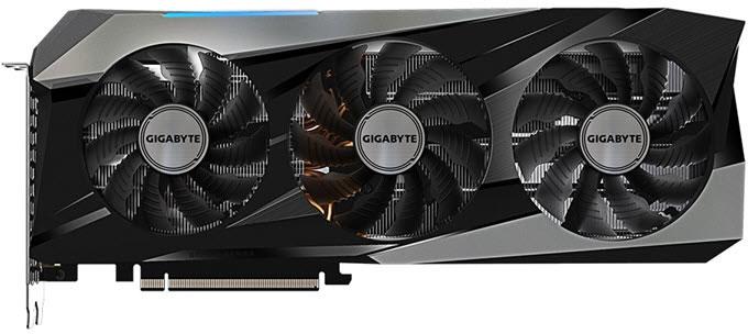 Card màn hình Gigabyte GeForce RTX 3070 Ti GAMING OC 8G