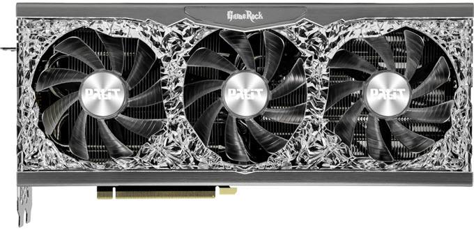 card đồ họa Palit GeForce RTX 3070 Ti GameRock OC